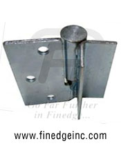 gate hinges - decorative hinges for gate manufacturers exporters suppliers in india