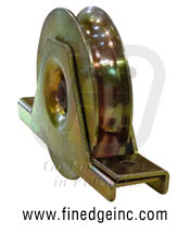 gate wheels - gate pulley - cantilever wheels - sliding gate carriage wheels manufacturers exporters suppliers in india